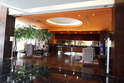 lobby di hotel arista