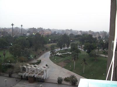 شقة امام الحديقة الدولية عباس العقاد  100م Abbas El Akkad