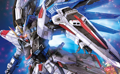 MG 1/100 Full Mechanics Freedom Gundam Ver. GCP