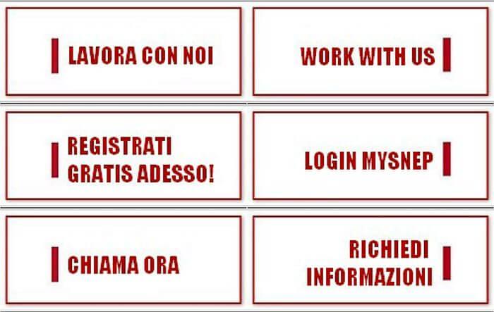 applicazione snep team italia
