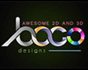 I will do your creative 2d and 3d logo professionally
