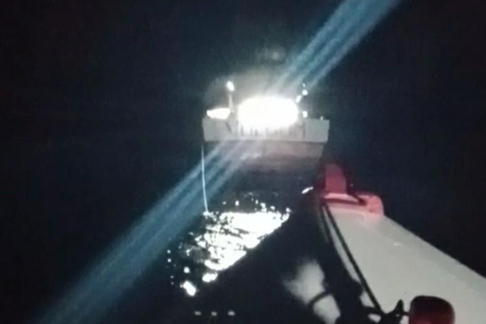 3 Hari 3 Malam Terombang-Ambing di Tengah Laut, KM. Ayska Akhirnya Ditemukan