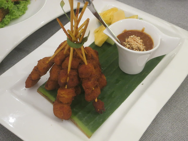 Signature Homemade Satay