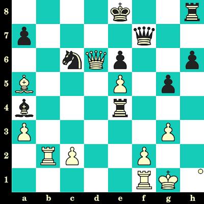 Les Blancs jouent et matent en 2 coups - Viswanathan Anand vs Gary Quillan, Prestwich, 1990