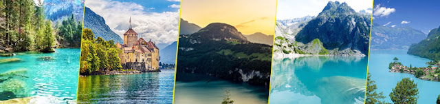 Best lakes to see in Switzerland