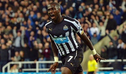 Arsenal set to offer £16m for Newcastle United midfielder Mousa Sissoko