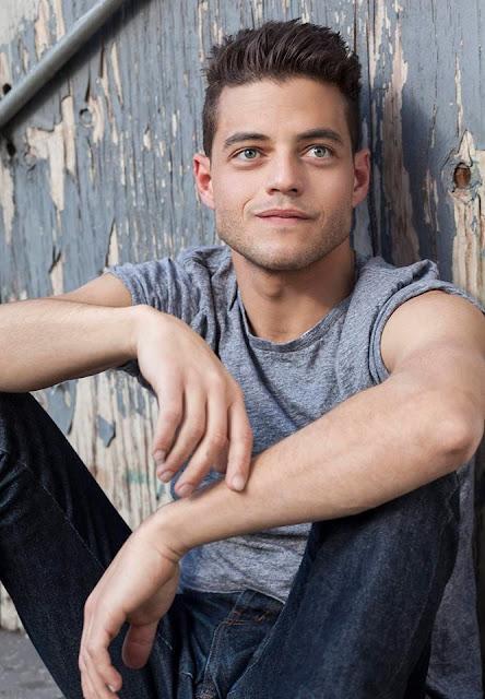 رامي مالك #6 Rami Malek من أصل مصري