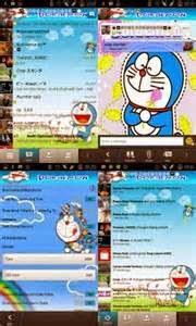 BBM Mod Doraemon Versi 3.0.0.18 Apk