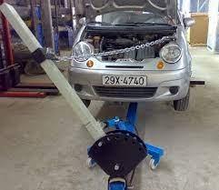Bộ kéo nắn xe tai nạn OMCN