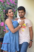 Khayyum, Gourav, Madhulagna Das, Athiya, Sekhar at Chandra Danger Love Story Press Meet  0025.jpg