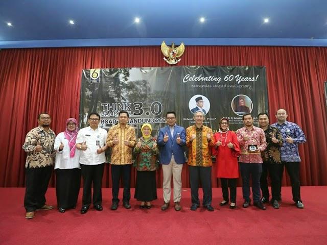 Pemkot Bandung Jalin Kerja Sama dengan Unpad dalam Bidang Ekonomi