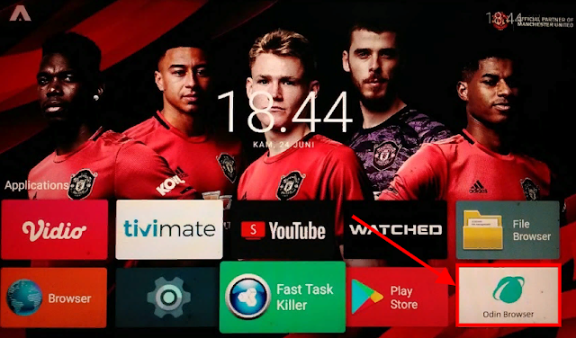mola tv android tv