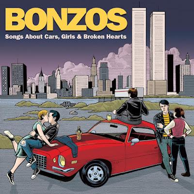 Crítica: Bonzos - Songs about cars, girls & broken hearts (2021)