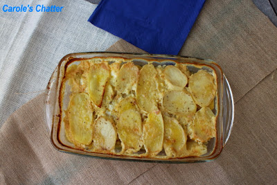 Scalloped Potatoes & Kumara by Carole's Chatter