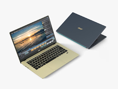 Laptop tipis Acer terbaru
