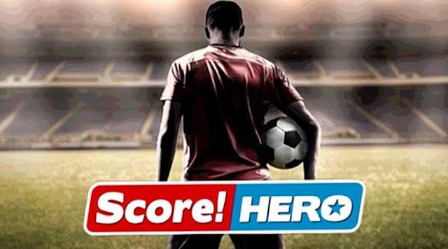Score Hero مهكرة
