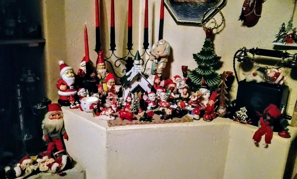 tee oma satumetsä jouluksi