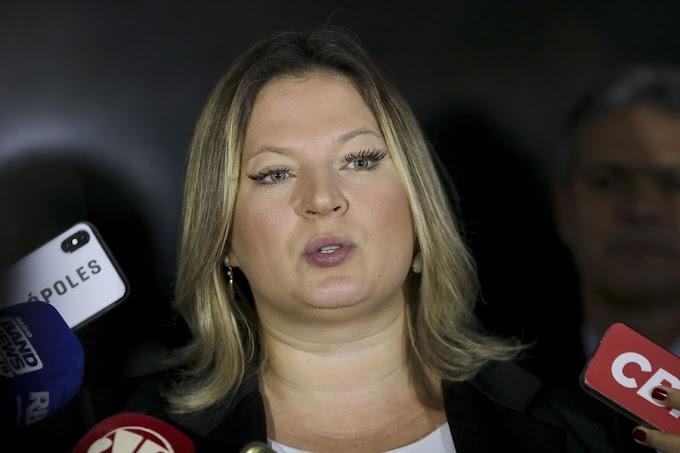 Joice Hasselmann é acusada de usar dinheiro público para produzir fake news