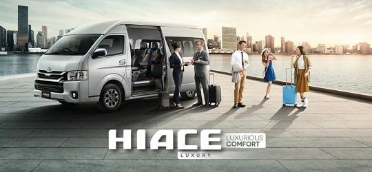 Harga Toyota Hiace di Jakarta, Bogor, Depok, Tangerang, Serang, Cikarang, Bekasi 2019