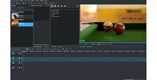 Kdenlive - Aplikasi Edit Video Gratis