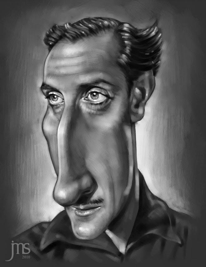 20 Wonderful Caricatures By Artist Javier Martinez Sanchez