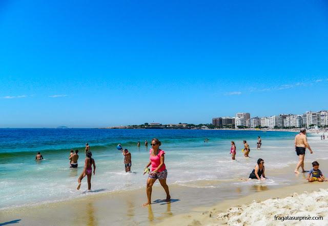 Praia de Copacabana, Rio de Janeiro