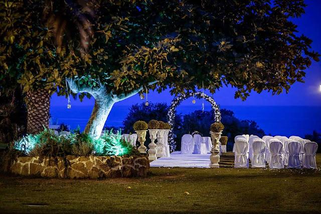Matrimonio si sera al castello