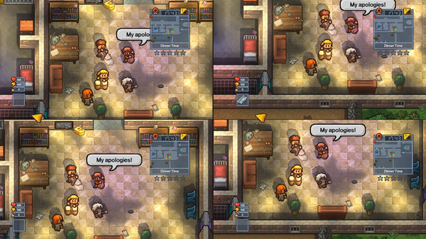 The Escapists 2 PC Game