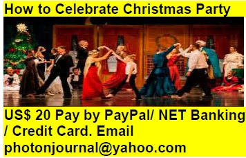 How to Celebrate Christmas Party Birthday Party Ring ceremony Party Rave Party Ladies Sangeet New Year Party Fresher Party Christmas Party Dance Party Office Party Fare Well Party Beer Party  book