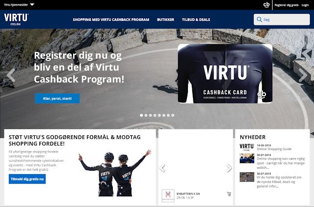 Virtu Cycling, Dánsko - Cashback World - webový portál - milanrericha.cz