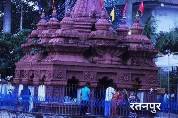 महामाया मंदिर रतनपुर