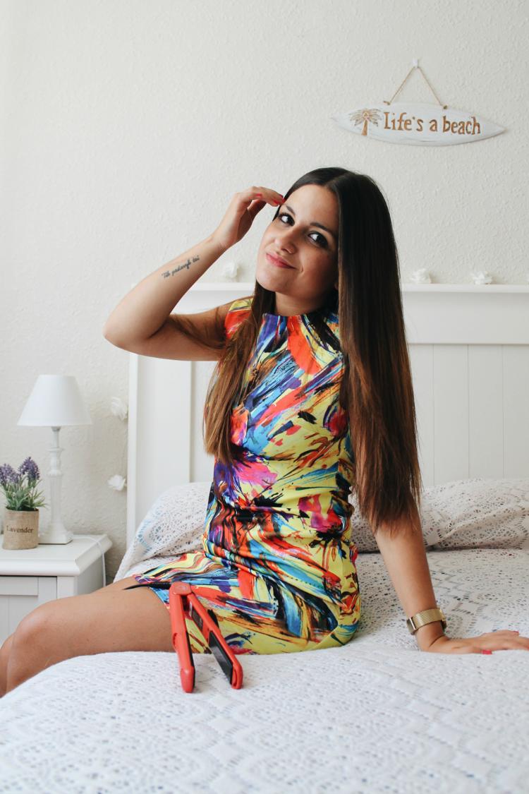 vestido shein blog de moda leon