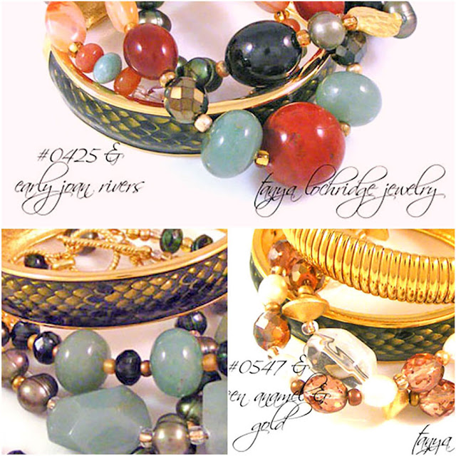 Tanya Lochridge Jewelry and Joan Rivers Bracelets