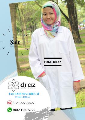 Promo Konveksi Seragam Jas Laboratorium di Bekasi 0812 1350 5729