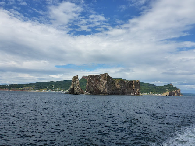 rocher Percé Québec