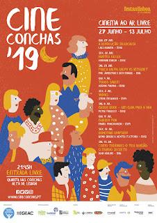 CineConchas Começa Hoje! Consulte a Programação e Veja Cinema de Qualidade Ao Ar Livre Gratuitamente!