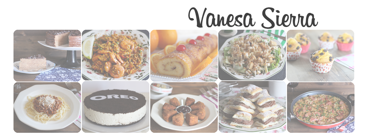 Vanesa Sierra | Fotografía de comida y recetas - Photography food and recipes