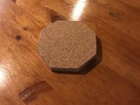Cork attached