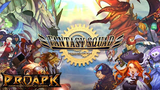 Fantasy Squad The Era Begins MOD Unlimited Cash Money God Mode Apk Android Latest Update