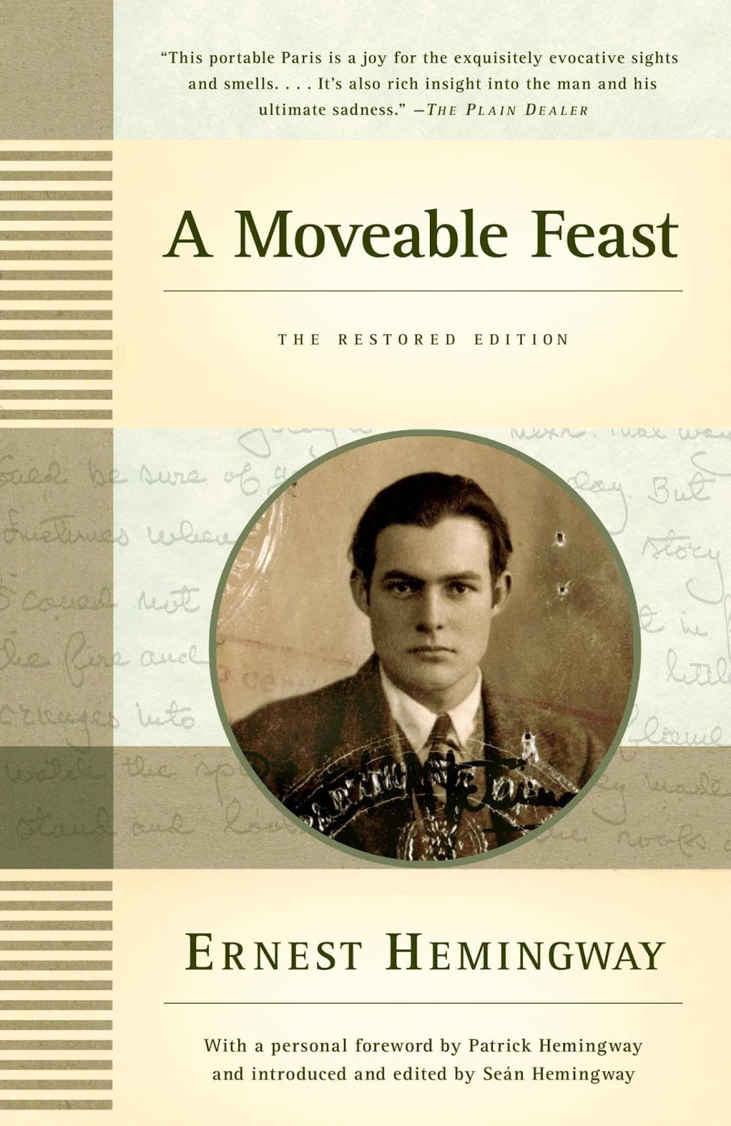 Memoir Books · A Moveable Feast By Ernest Hemingway Download Free Ebook
