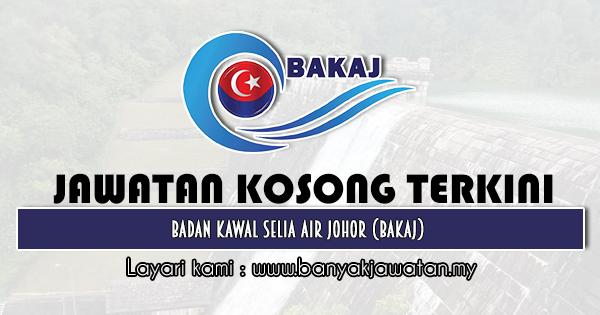Jawatan Kosong 2020 di Badan Kawal Selia Air Johor (BAKAJ)