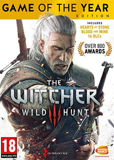 The Witcher 3 Wild Hunt GOTY PC download
