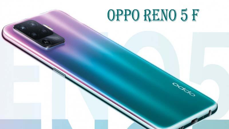 سعر و مواصفات OPPO Reno5 F