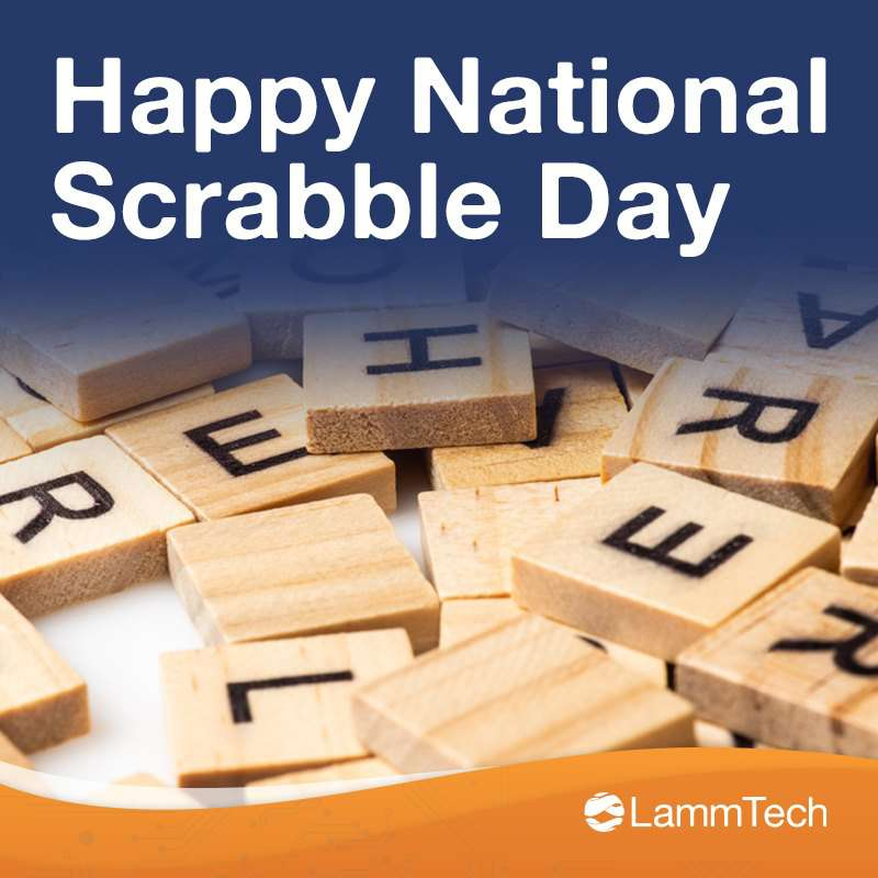 National Scrabble Day Wishes Lovely Pics