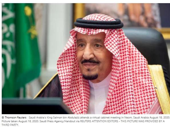 Saudi king fires two royals over defense corruption probe