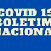 Covid-19: Brasil tem 403,7 mil mortes e 14,6 milhões de casos. O número de pessoas recuperadas totalizou 13.194.538.