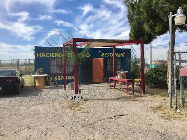 Mexican Restaurant - El Paso, Texas 2019