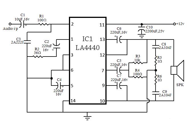 cfl 4 pin diagram