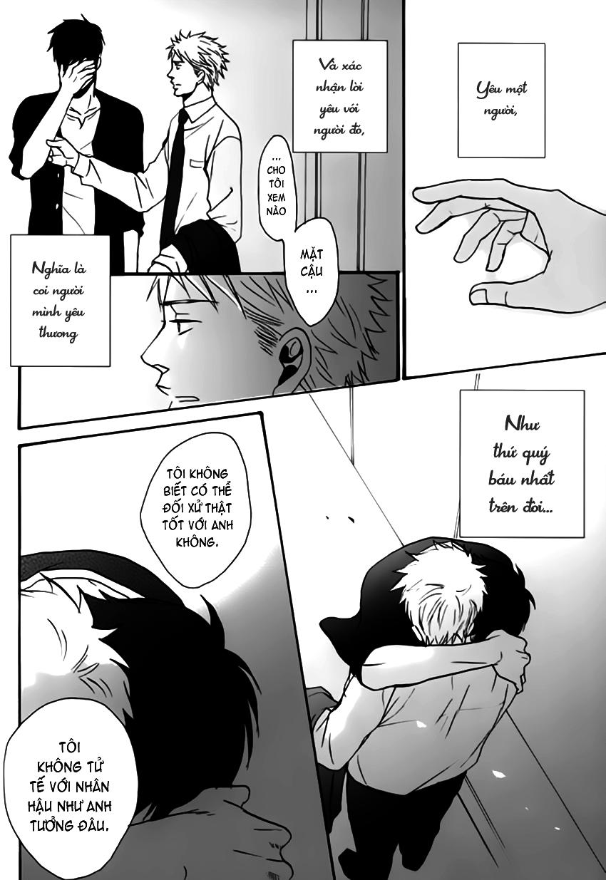 Trang 25 - Dù Thế Nào Em Vẫn Yêu Anh--EXTRA 4--END--[ShuShi Group] (- Yoneda Kou) - Truyện tranh Gay - Server HostedOnGoogleServerStaging