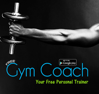 Gym Coach: Personal Workout Trainer and Fitness